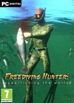 Freediving Hunter Spearfishing the World