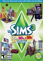 The Sims 3: 70s 80s & 90s Stuff (2013)