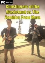 Gunslingers of the Wasteland vs. The Zombies From Mars