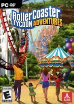RollerCoaster Tycoon Adventures (2019) PC | Лицензия