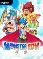 Monster Boy and the Cursed Kingdom (2019) PC | RePack от xatab