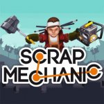 Scrap Mechanic [v0.3.3] (2016) PC | Early Access