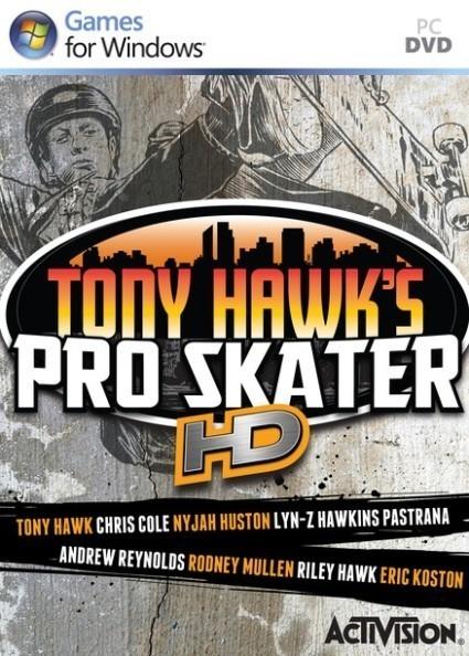 Tony Hawk's Pro Skater HD (2012)