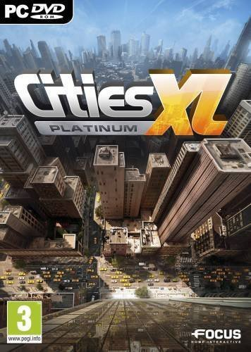 Cities XL Platinum (2013)