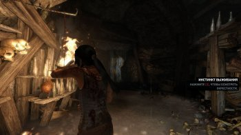 Tomb Raider: Game of the Year Edition [1.01.748.0 + DLCs] (2013) PC   RePack от xatab