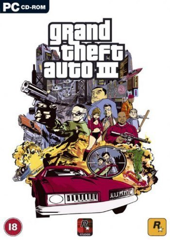 GTA 3 / Grand Theft Auto III (2002)
