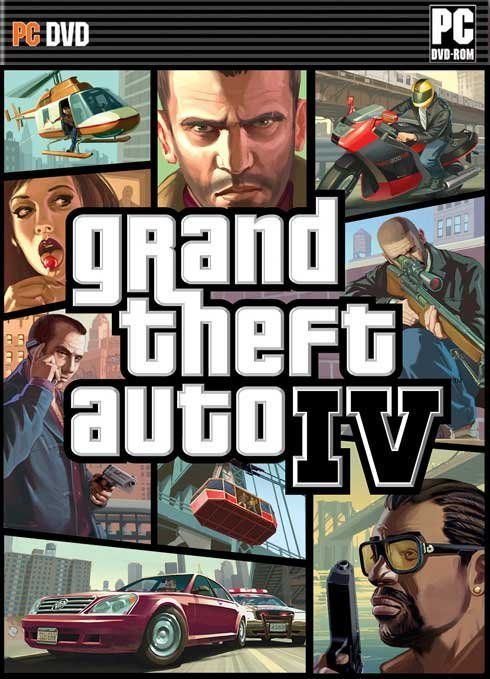 GTA 4 / Grand Theft Auto IV (2008)