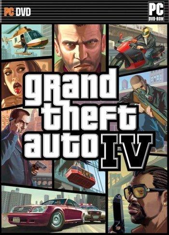 GTA 4 / Grand Theft Auto IV (2008)