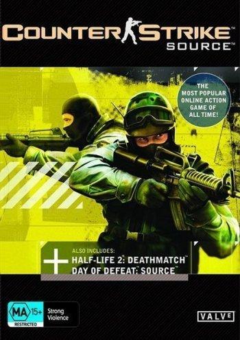 Counter-Strike Source (2012)