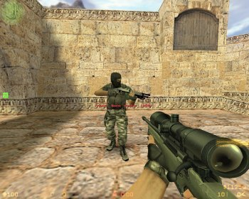 Counter Strike 1.6 (2000)