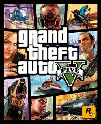 GTA 5 / Grand Theft Auto V [v 1.0.1868/1.50 + Redux] (2015) PC | RePack от xatab