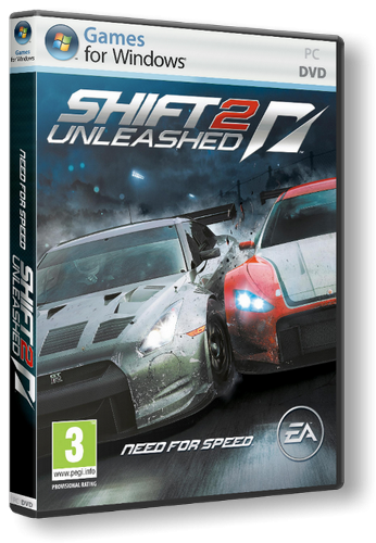 Need For Speed: Shift 2. Unleashed (2011)