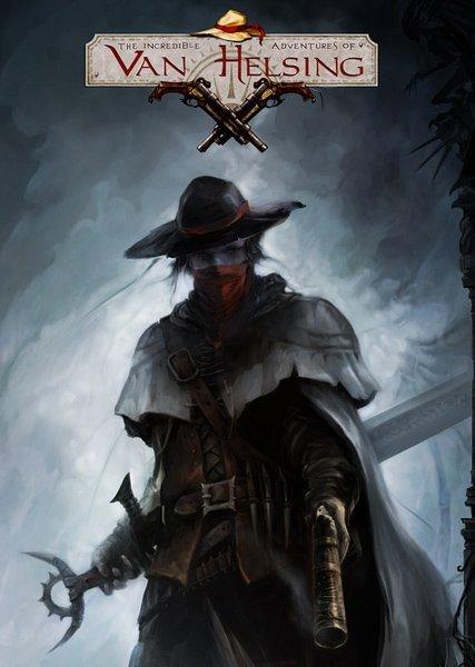 """Van Helsing. Новая история (2013)Действие игры """"The Incredible Adventures of Van Helsing"""" происходит в мрачном готическом мире, напоминающем Европу XIX века, но с монстрами, магией и причудливыми технологиями. В этой мрачной сказке, наполненной черным юмором и живыми диалогами, вам отводится роль сына знаменитого охотника Ван Хельсинга - выдающегося героя, наделенного загадочностью и темным шармом. Ваш путь будет лежать в зловещие земли Борговии, куда бывшие мистические враги героя призвали его на помощь, чтобы вместе побороть новую угрозу, нависшую над городом Западной Европы. Яркие персонажи, захватывающий сюжет и потрясающий готический мрачный стиль игры """"The Incredible Adventures of Van Helsing"""" вернут любителей классических боевых РПГ в строй и отправят их в новое незабываемое приключение!"""