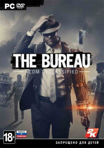 The Bureau: XCOM Declassified (2013)