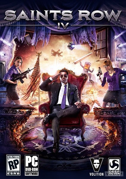 Saints Row IV: Commander In Chief Edition (2013)