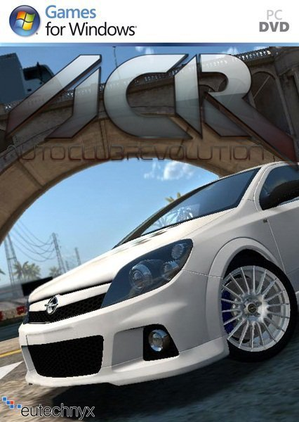Auto Club Revolution [v.1.1.2] (2013)