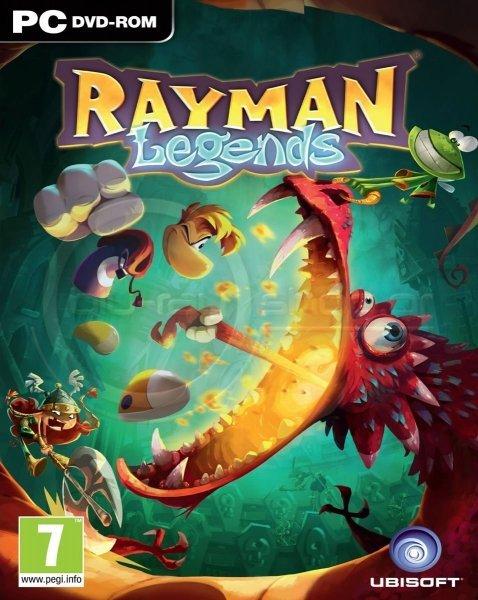 Rayman Legends (2013)