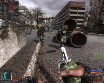 S.T.A.L.K.E.R.: Тень Чернобыля (2007) PC | RePack от xatab