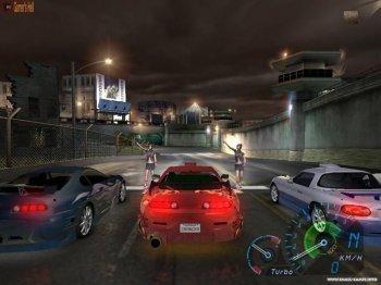 Need For Speed: Underground (2003)