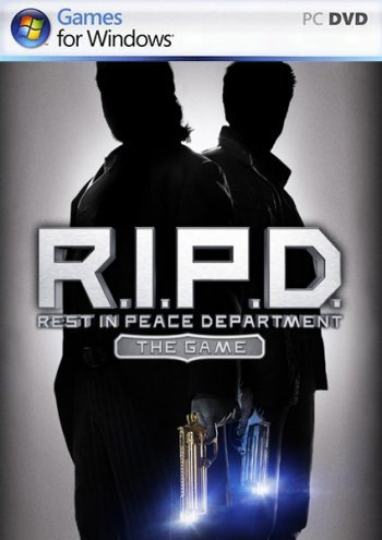 R.I.P.D. The Game (2013)