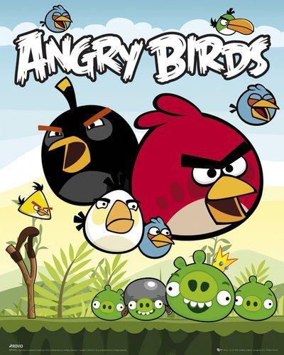 Злые Птицы / Angry Birds (2013)