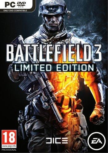 Battlefield 3 (2011)Battlefield 3 оставляет позади всех своих конкурентов, благодаря мощностям нового невероятного игрового движка Frostbite™ 2 от DICE. На этом произведении искусства основывается весь Battlefield 3, предлагая игроку великолепное качество графики, локации невероятных масштабов, полное разрушение объектов, динамический звук и реалистичную анимацию персонажей. Вы сможете прочувствовать поле боя как никогда раньше, с свистящими вокруг пулями, рушащимися стенами и сбивающими вас с ног взрывами. В Battlefield 3 игрокам предстоит стать элитой морской пехоты США и погрузиться в захватывающие задания из одиночной игры и великолепные многопользовательские сражения по всему миру, в том числе в Париже, Тегеране и Нью-Йорке.