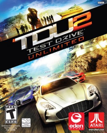 Test Drive Unlimited 2 (2011)
