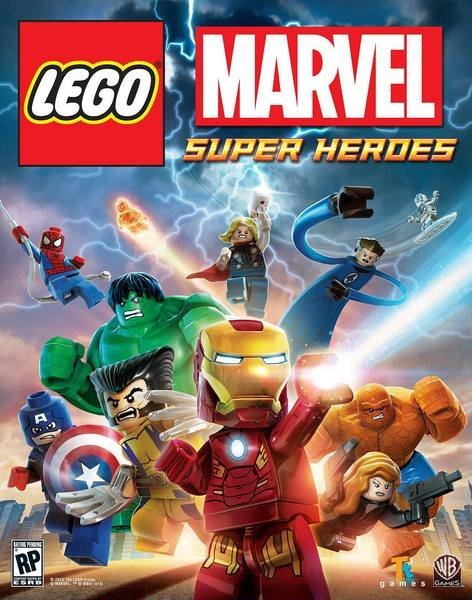 LEGO Marvel Super Heroes (2013)