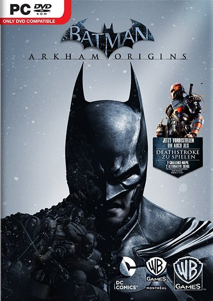 Batman: Arkham Origins (2013)