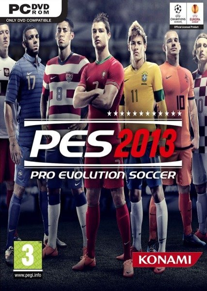 PES 2013 / Pro Evolution Soccer 2013 (2012)