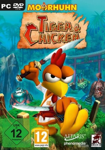 Moorhuhn: Tiger and Chicken (2013)