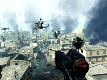 Call of Duty 4: Modern Warfare (2007)