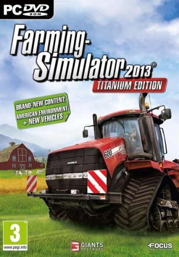 Farming Simulator 2013 Titanium Edition (2013)