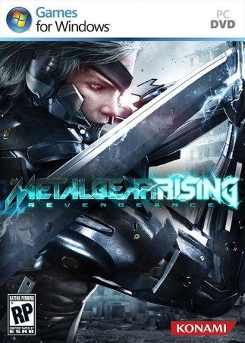 Metal Gear Rising: Revengeance (2014) PC | RePack от R.G. Catalyst
