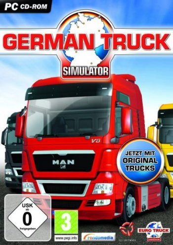 German Truck Simulator (2010)