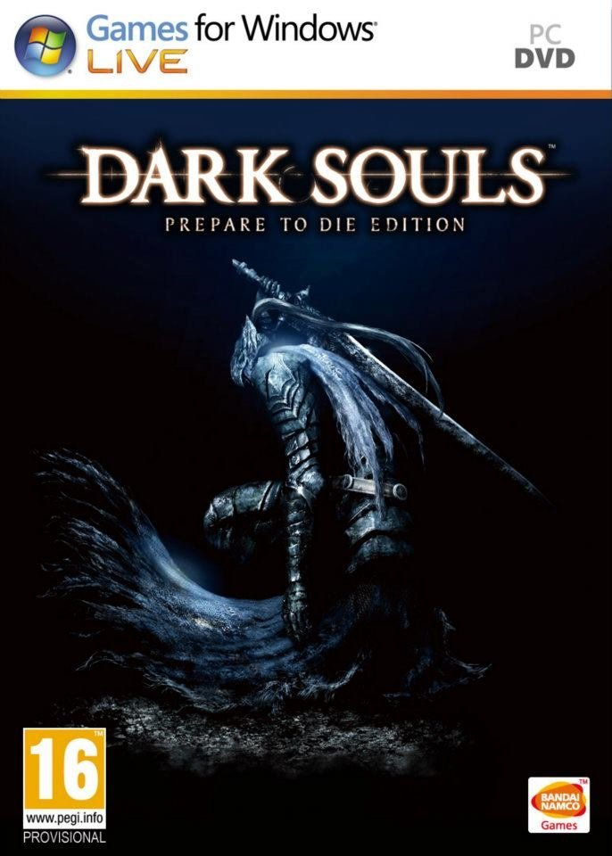 Dark Souls: Prepare to Die Edition (2012)