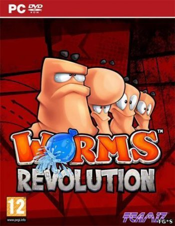 Worms Revolution. Gold Edition (2012)