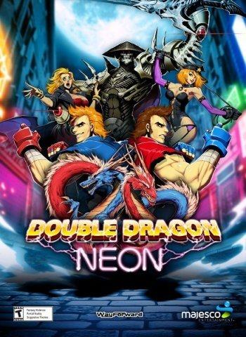 Double Dragon: Neon [Update 3] (2014) PC | RePack от xatab