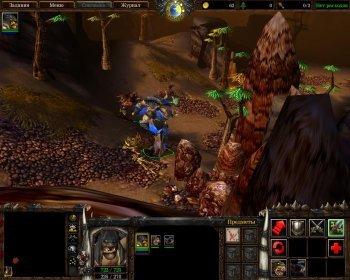 Warcraft 3: Frozen Throne [v 1.26a] (2003) + DOTA