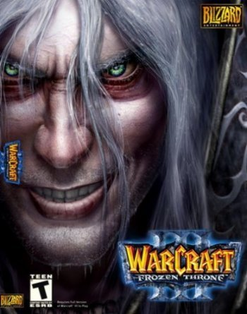 Warcraft 3: Frozen Throne [v 1.26a] (2003) + DOTA