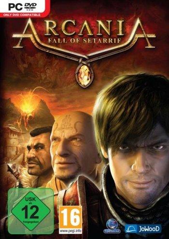 Готика 4: Падение Сетаррифа (2011)