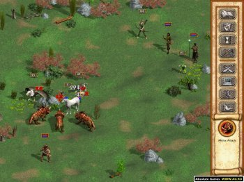 Heroes of Might and Magic 4 (2002)