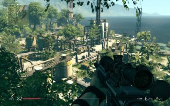 Sniper: Ghost Warrior (2010)
