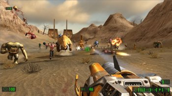 Serious Sam HD: The First Encounter (2009)