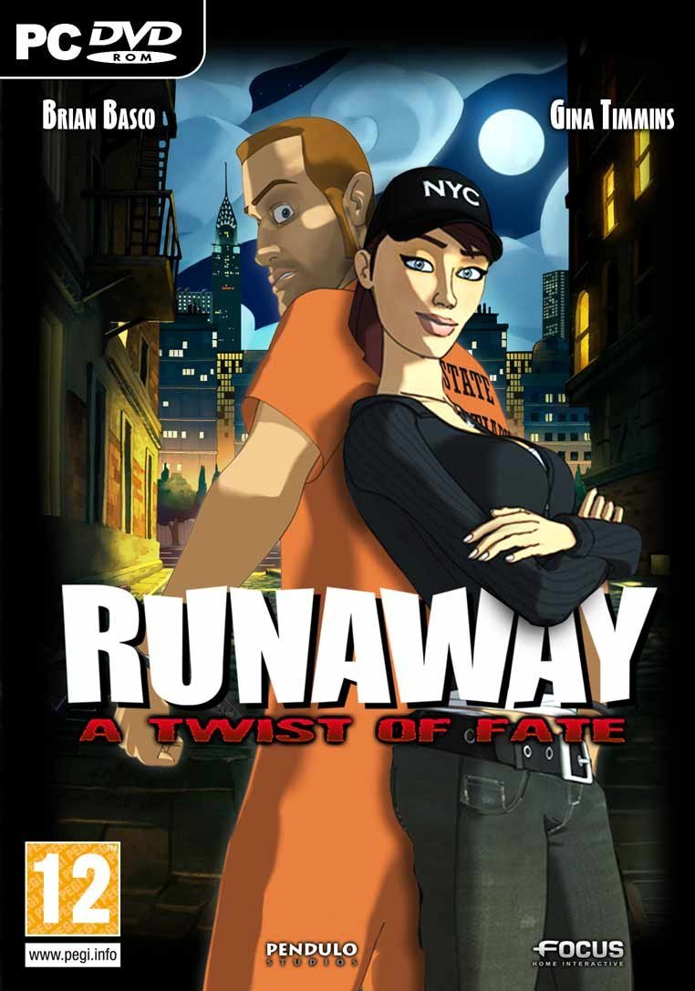 Runaway 3: A Twist of Fate (2010) PC | RePack by Spieler