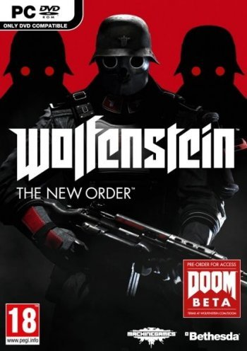 Wolfenstein: The New Order [Update 1] (2014) PC | RePack от xatab