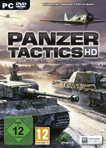Panzer Tactics HD (2014) PC | RePack by Fenixx
