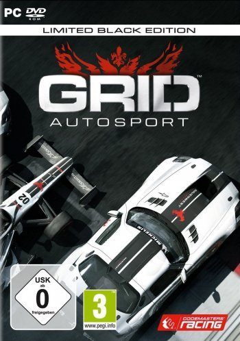 GRID Autosport - Black Edition (2014) PC   Repack от xatab