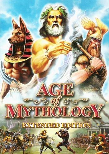 Age of Mythology: Extended Edition (2014) PC | Repack от R.G. Механики