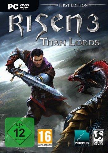 Risen 3 - Complete Edition (2014) PC | Repack от R.G. Механики